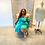 Thumbnail: Green Ruffle Dress