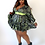 Thumbnail: Lime Zebra Dress