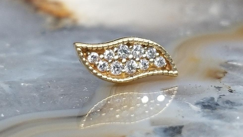 Genuine Diamond Schwa