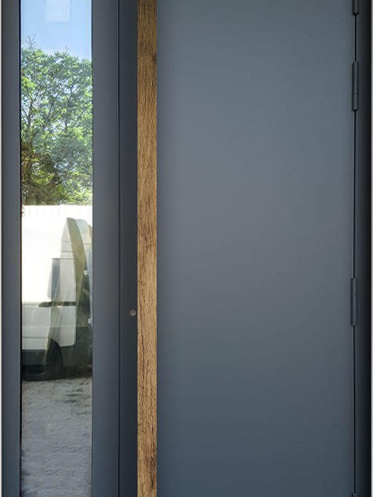 Елітні алюмінієві вхідні двері GarnikA.jpg