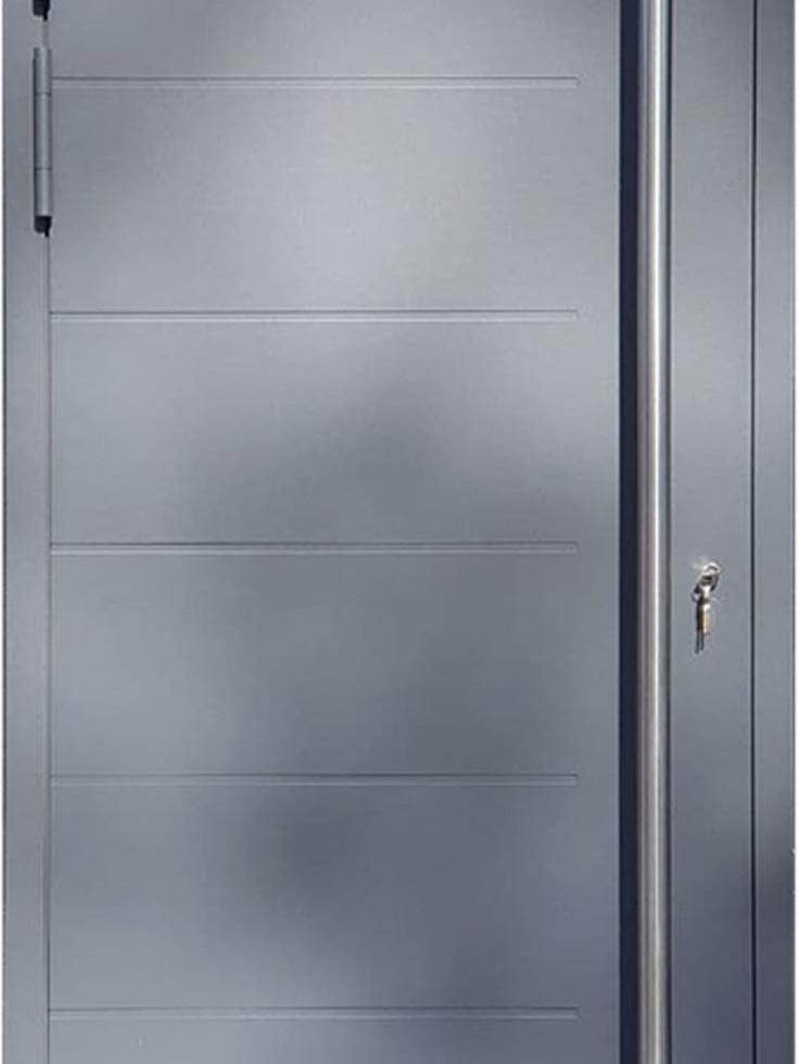 Алюмінієві вхідні двері GarnikA.jpg