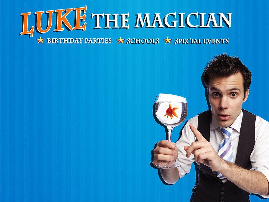 Luke The Magician Melbourne Magican Magician Hire