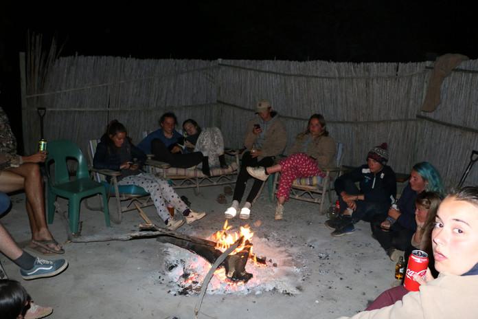 Nkombi Camp fire.JPG