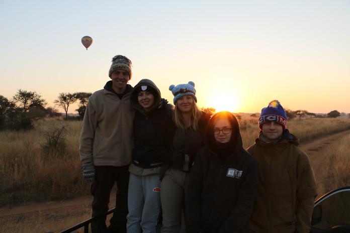Nkombi and hot air balloning.JPG