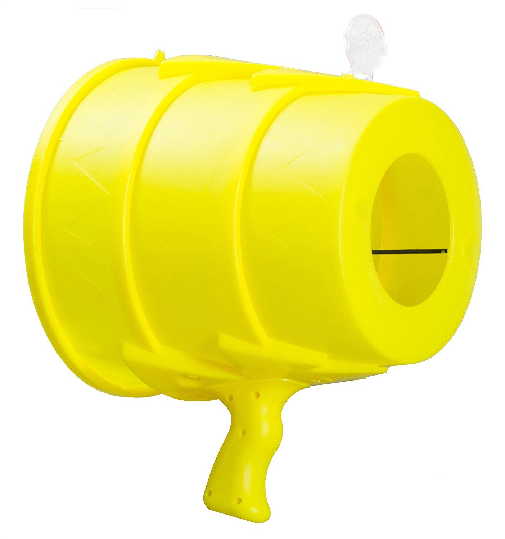 Yellow Airzooka Air Gun