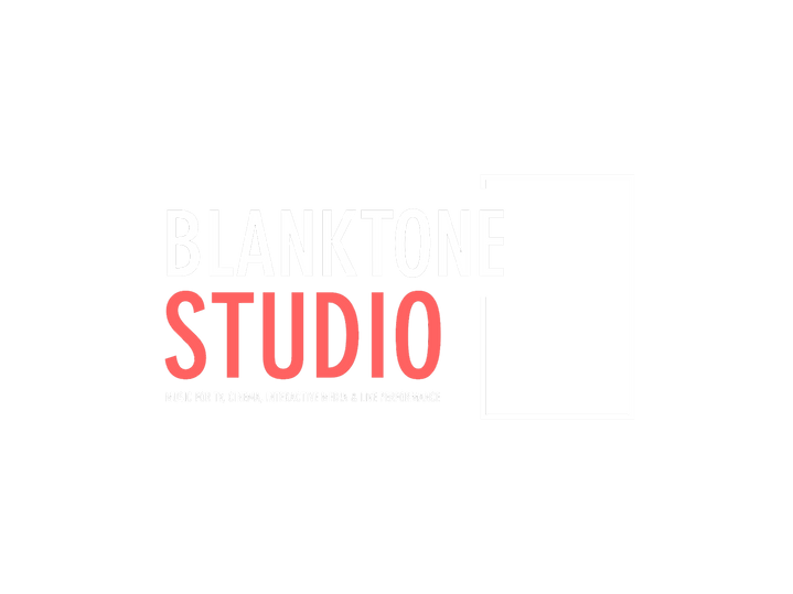 Blanktone Logo