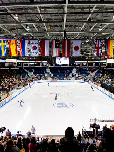 2021-2022 Grand Prix of Figure Skating Assignments