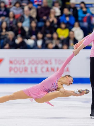 2021 World Figure Skating Championships - Pairs Short Program Results & Event Recap