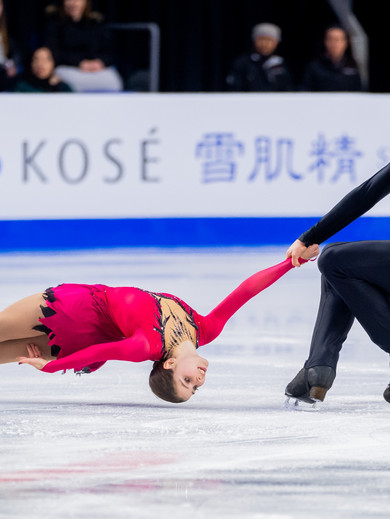 2021 World Figure Skating Championships - Pairs Final Results & Event Recap