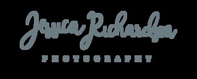 Jessica Richardson Photography logo 2019