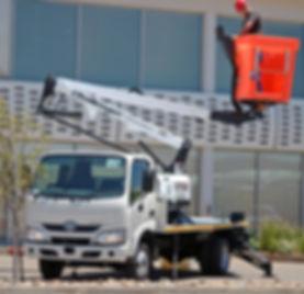 Truck Mount Aerial Platform