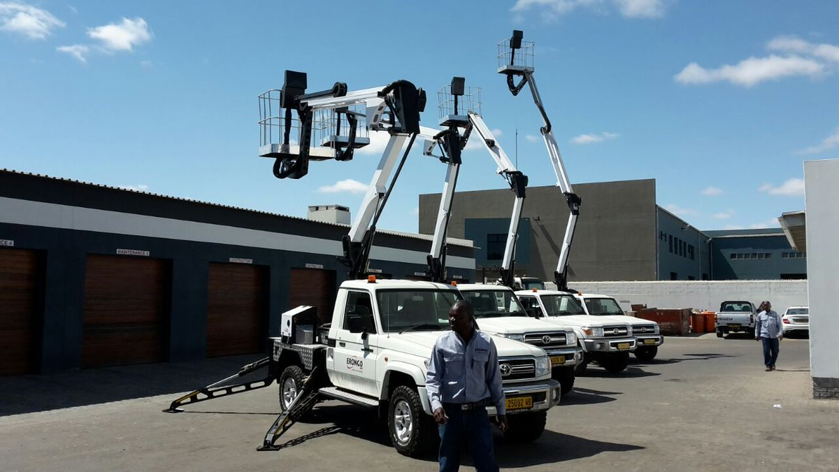 aerial platform utility mount