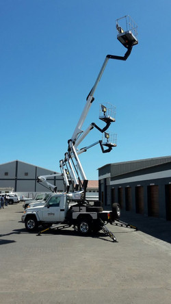aerial platform utility