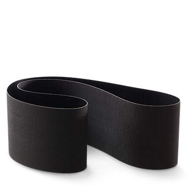 Truly endless neoprene belt