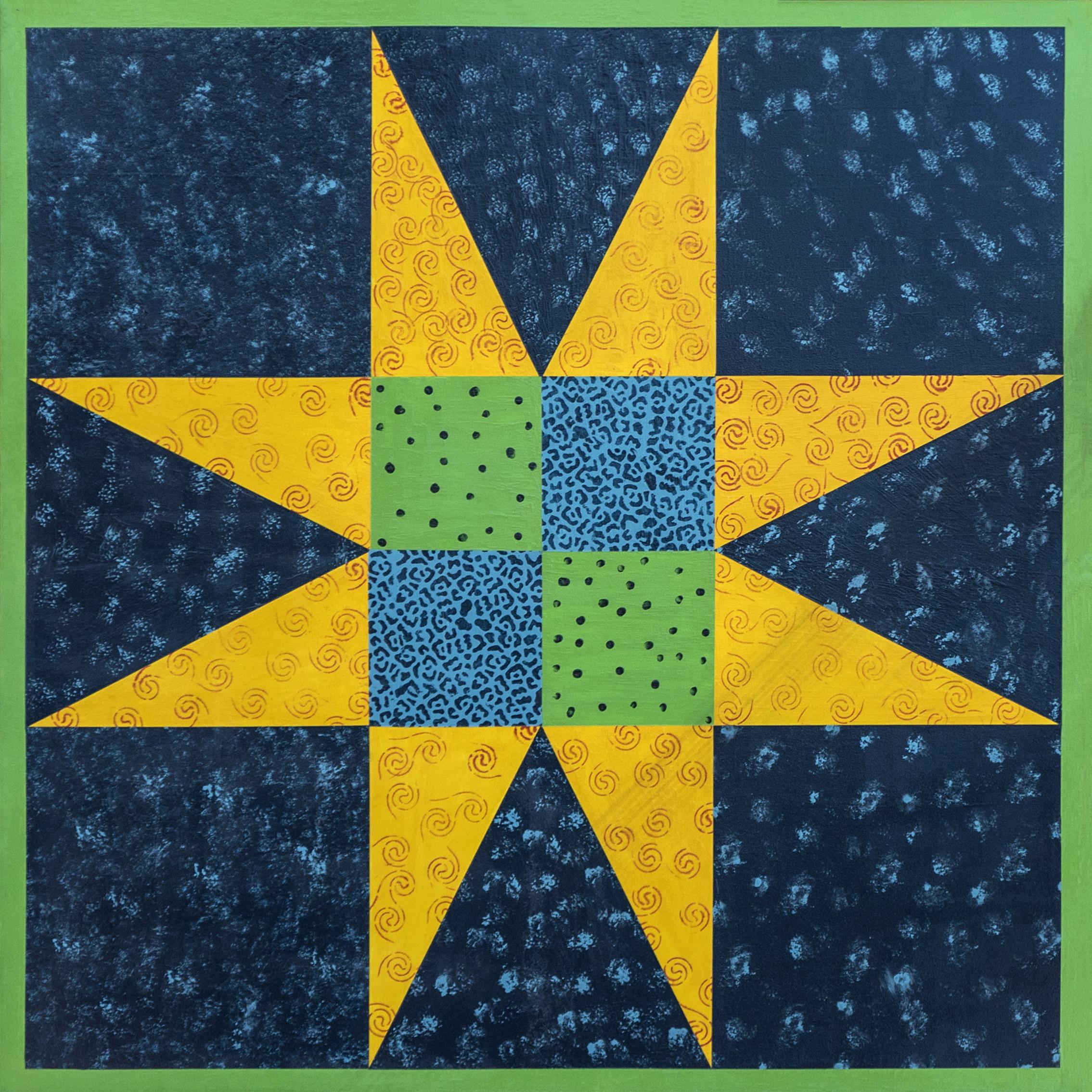 21. Starry Night
