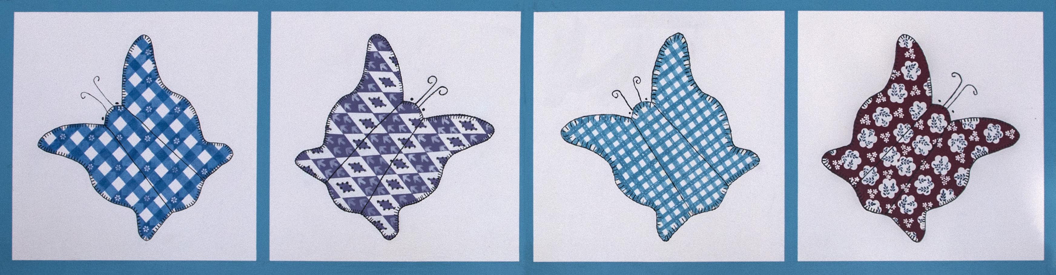 27. Butterflies