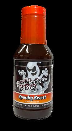 SmokinGhostBBQ Spooky Sweet Sauce