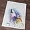 Thumbnail: Howling Wolf Watercolor Print