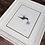 Thumbnail: Violet Bellied Hummingbird Watercolor Print
