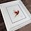 Thumbnail: Flying Cardinal Watercolor Print