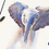 Thumbnail: Elephant Calf Original Watercolor