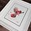 Thumbnail: Flying Cardinal Watercolor Print 2