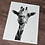 Thumbnail: Giraffe Original Oil Painting