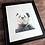 Thumbnail: Panda Watercolor Print