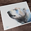 Thumbnail: Polar Bear Watercolor Print