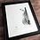 Thumbnail: Zebra Dry Brush Painting