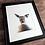 Thumbnail: Doe Deer Watercolor Print