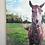 Thumbnail: Original 'Quiet Lunch' Oil Painting