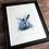 Thumbnail: Humpback Whale Watercolor Print