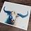Thumbnail: Bull Watercolor Print