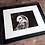 Thumbnail: Barn Owl Oil Painting Print