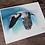 Thumbnail: Blue Heron Watercolor Print