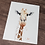 Thumbnail: Giraffe Watercolor Print