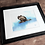 Thumbnail: Golden Eagle Watercolor Print