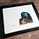 Thumbnail: Mallard Duck Watercolor Print