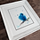Thumbnail: Indigo Bunting Watercolor Print