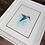 Thumbnail: Purple Hummingbird Watercolor Print