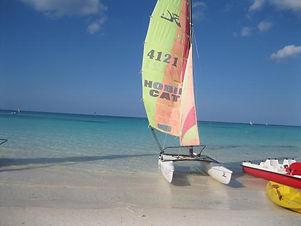 Mini Catamaran à partir de l'hôtel