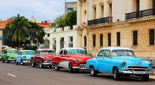 Les belles vieilles (voitures !) de Varadero
