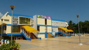 Centre commercial Hicacos et Ocio Club (salle de jeux)