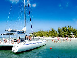Safari (Catamaran vers Cayo Blanco)