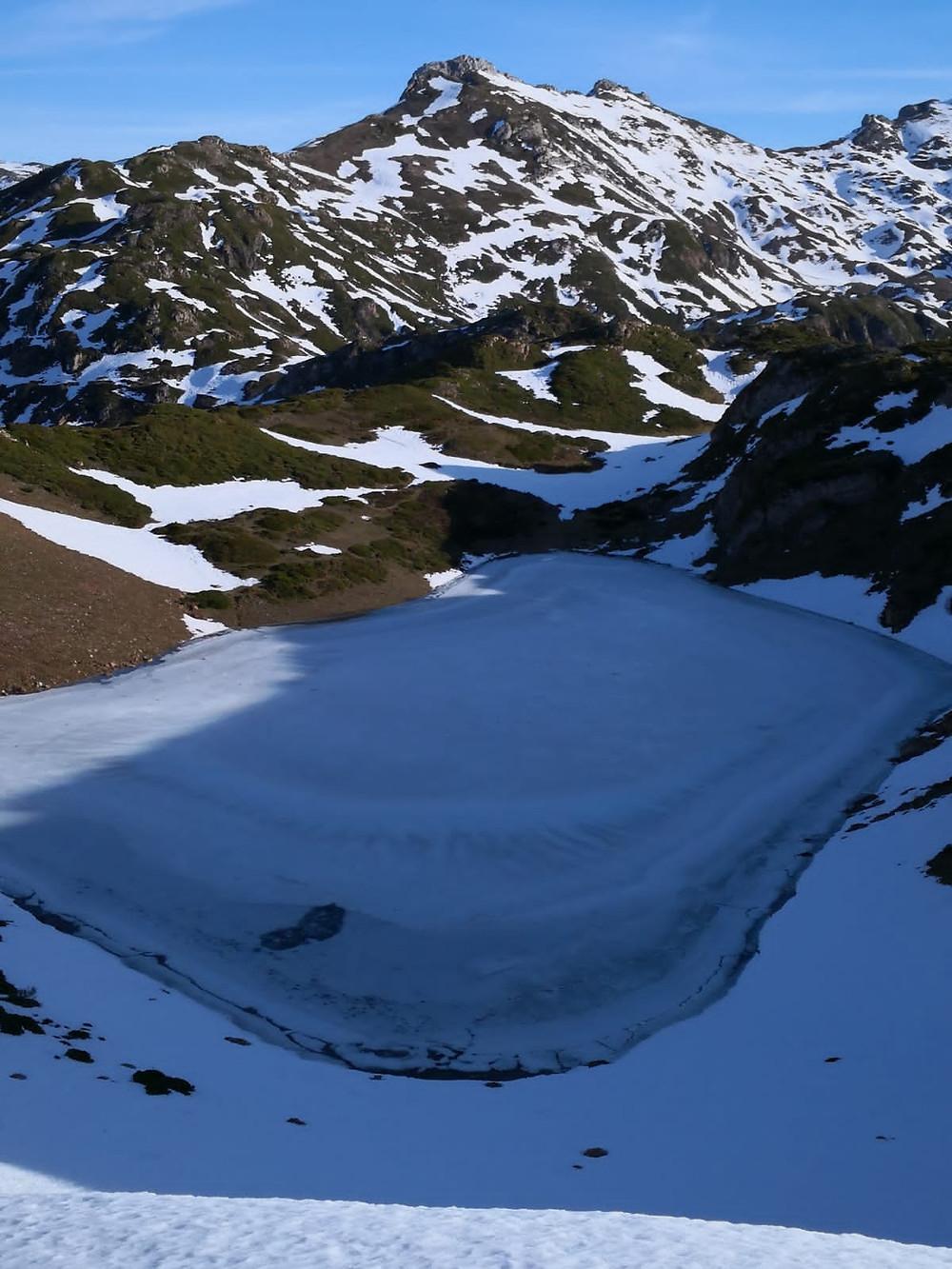 Ruta en Raquetas de Nieve por Asturias