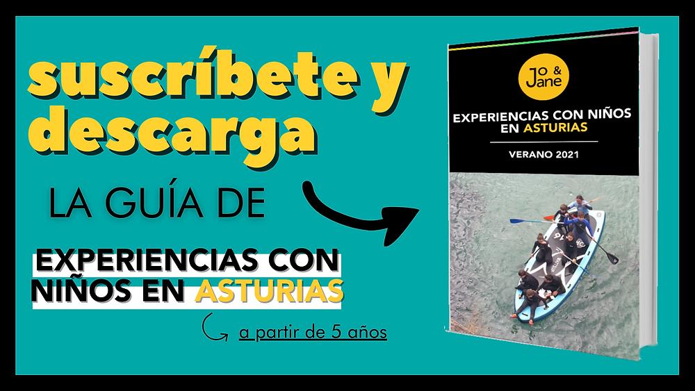 guía de qué hacer con niños en Asturias a partir de 5 años