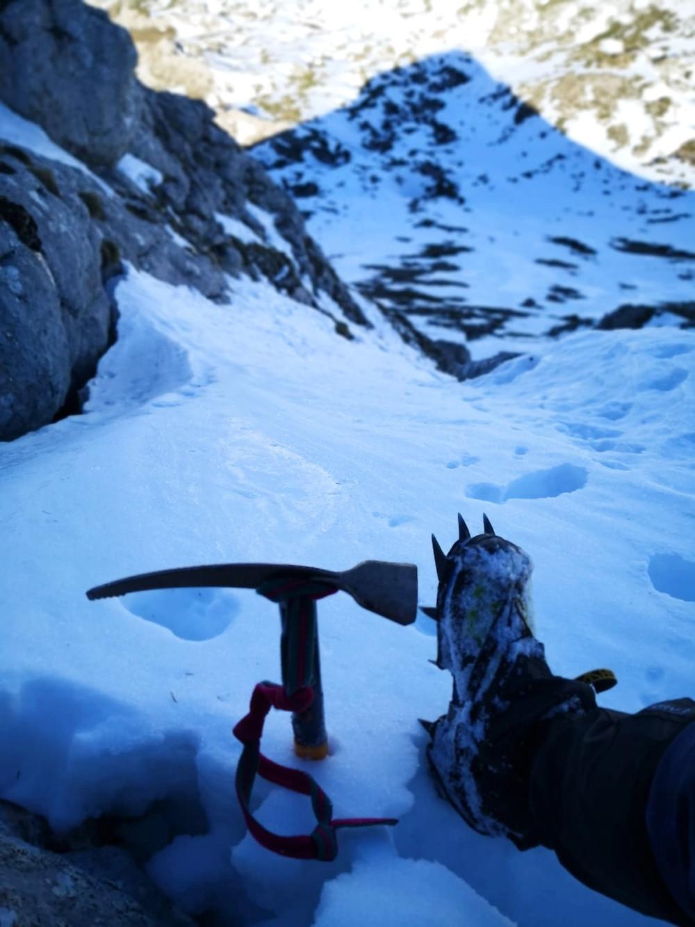 Ruta en Raquetas de Nieve por Picos de Europa