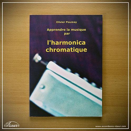 Apprende la musique par l'harmonica chromatique