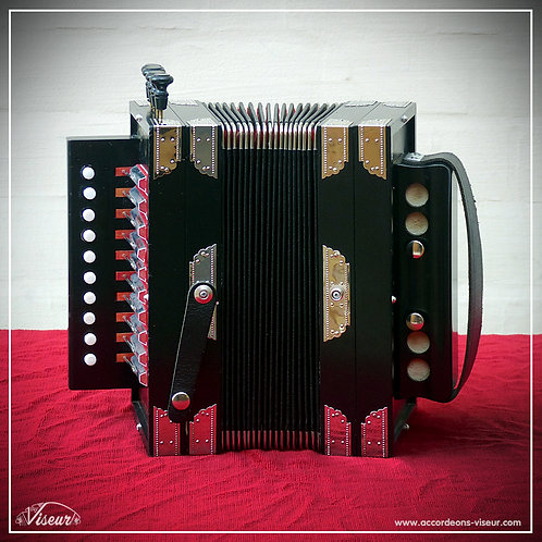 Weltmeister Melodeon